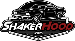 Shakerhood Mopar Car Parts